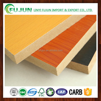 all kinds of laminated melamine mdf board