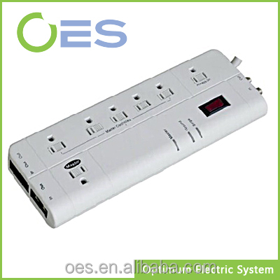 UL Power Strip USA Power Socket