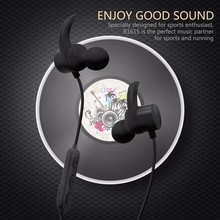 Mini magnetic wireless sport headset bluetooth earbuds headphone bluetooth 4.1 for android smart phone iphone R1615