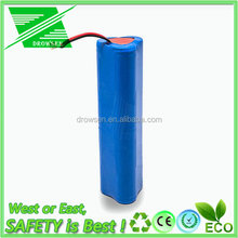 LI-ION KING li-ion battery 12v 4ah deep cycle Customized Size and 12V Nominal Voltage sea scooter battery