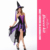 Latest design witch adult sexy cosplay costumes