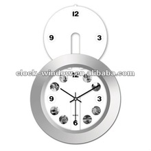 Wall Clock With Changeable Dial