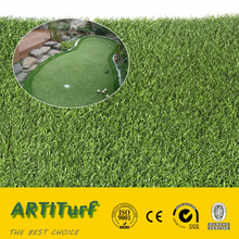 SGS CE UV test indoor mini golf artificial grass carpet for sports surface