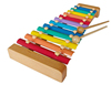 Wooden 15 Sounds Knock Xylophone Toy