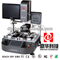 semi-automatic DH-A2 BGA rework equipment/ motherboard repair equipment,BGA welding machine, BGA chips repair