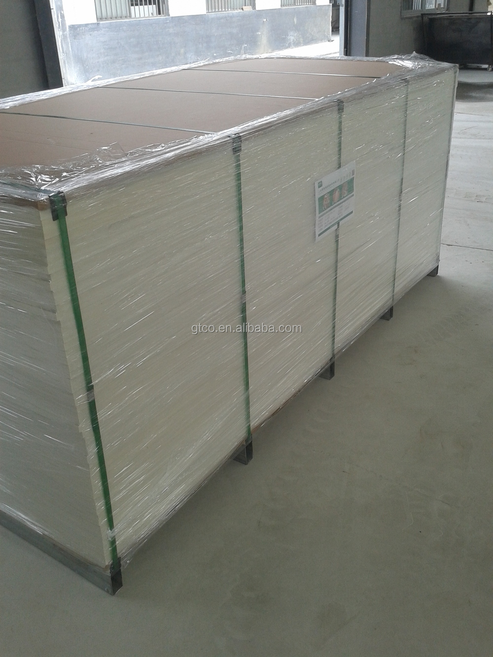 Trade assurance eco friendly wpc foam board construction for Insulated concrete foam