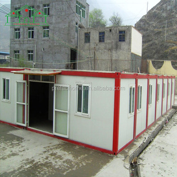 Flexible multi-storey durable custom-made sip container house