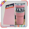Pink sand grain mini texture spray paint epoxy polyester powder coating for furniture