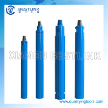 China DTH hammer and bits supplier 3,4,5,6,8,10,12 inch for mining,water well drilling
