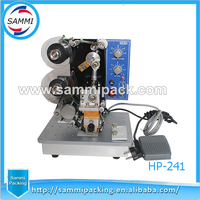 Guaranteen 100% High Quality Expiry Date,Production Date,Valid Date Ribbon Coding Machine