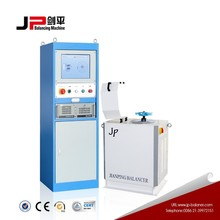 JP Diamond tooth saw blade balancing testing machine