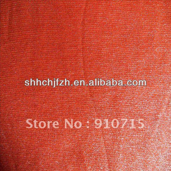 cotton elastan fabric material for t-shirt