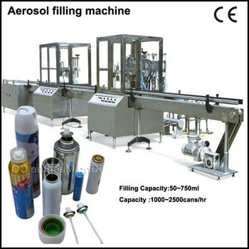 Full Automatic Spray Production Line/Machine