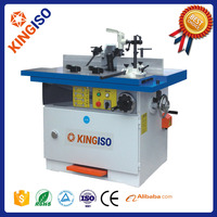 2015 best selling milling machine tools MXQ5118H woodworking machinery spindle moulder