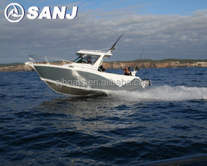 Best price good quality 12ft 14ft 21ft center console aluminium fishing boats to offer