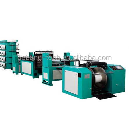 High Speed Splitting Warping Machine