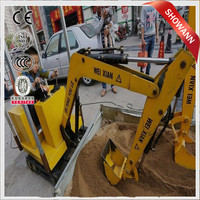 Mini children excavator hire used mini excavator