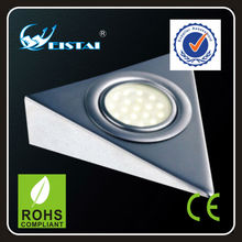 low voltage rock lights triangular cabinet ceiling light 12V cabinet ceiling light WST-1812-5