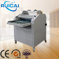 High Speed New Fashion Cold and Hot Roll Laminating Machine for a2 Size