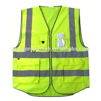 Wholesale Customized Logo Printed Reflective Safety