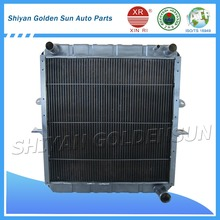 Heavy equipment radiators buy direct from china factory for MAZ 64229-1301010