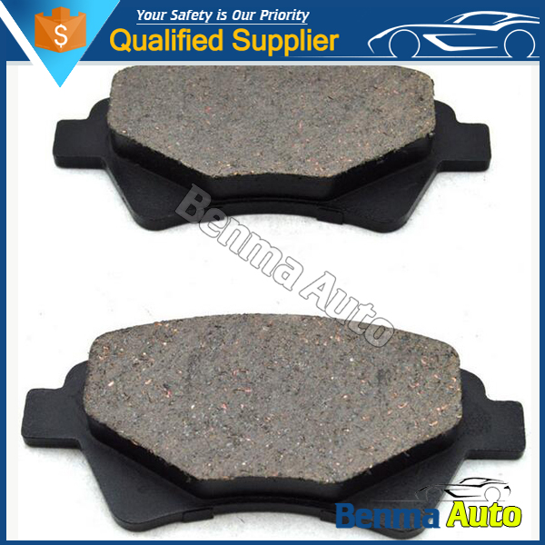 Best selling auto parts front brake pad MR569403 Car pad brake
