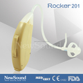 Digital Mini Open Air affordable Hearing Aid with Rocker Switch sound amplifier