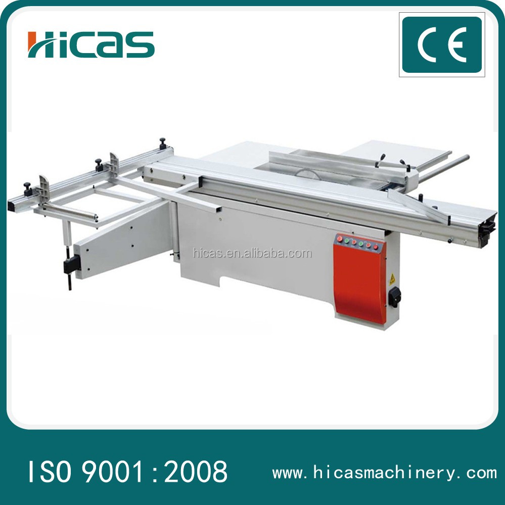 CE ISO woodworking HSMJ6128 vertical panel saw used,panel saw machine for wood