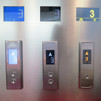 Elevator spare parts elevator touch cop lop