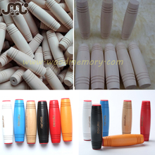 Popular desktop wooden rolling stress reliever toy