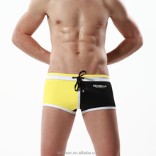 Seobean high quality swimwear mens wholesale swim shorts swimming trunks