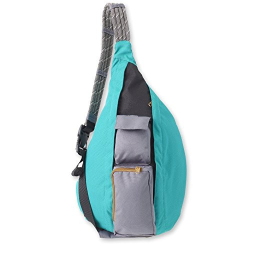 Fashionable Durable Messenger Woman Backpack Rope Sling Bag