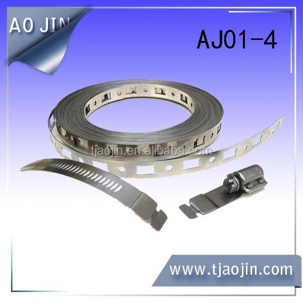 American & pretty Amercian type clamp in 3m or 25m band
