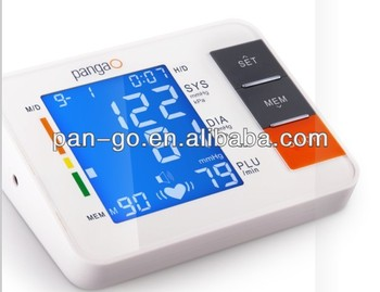 Bluetooth full auto digital blood pressure monitor