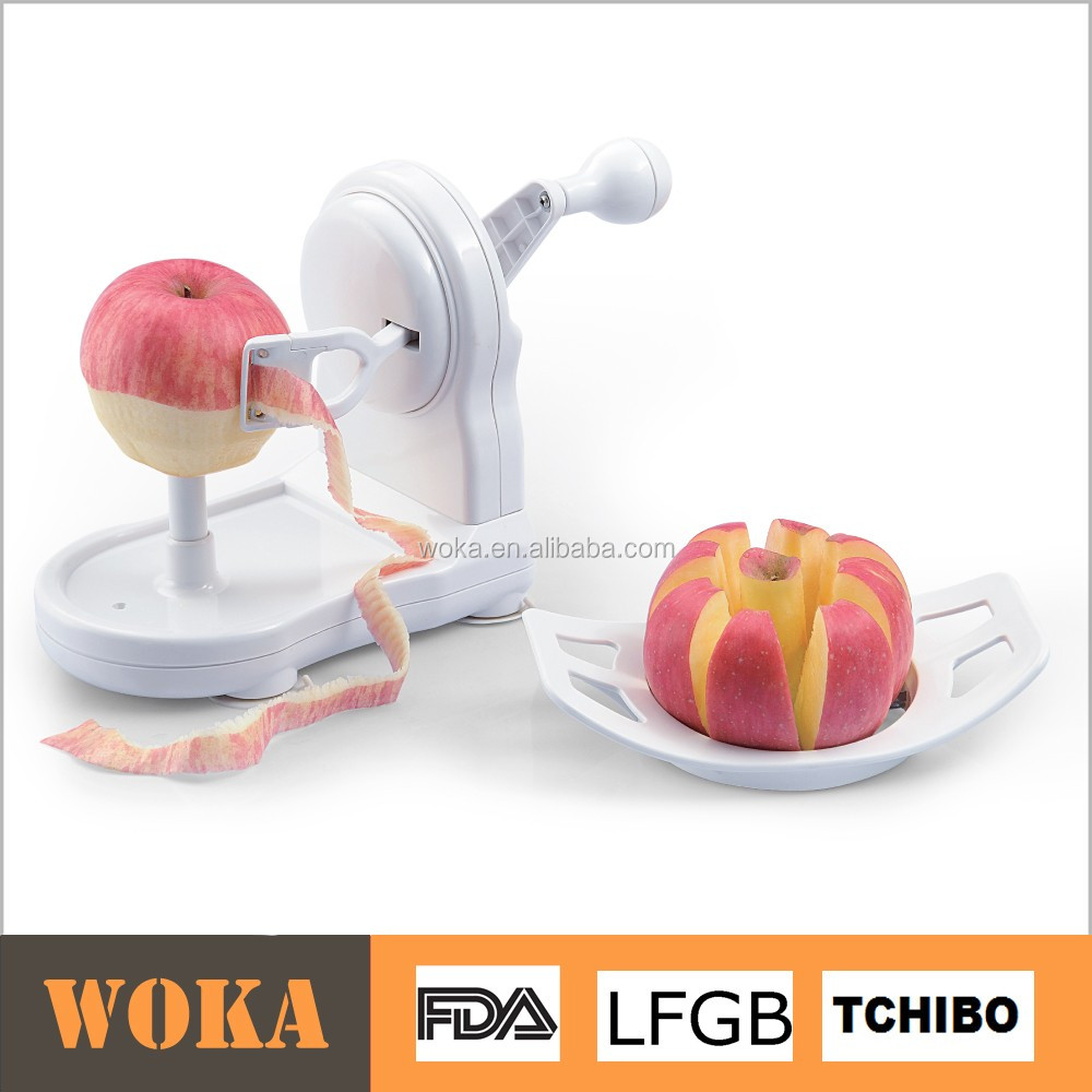 new fashioned fruit tools apple peeler portable cutting machine