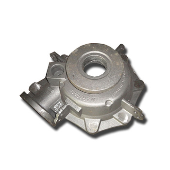 Cast iron valve body casting parts