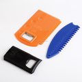 Promotional cheap Custom High Quality Bar Accessories Plastic opener