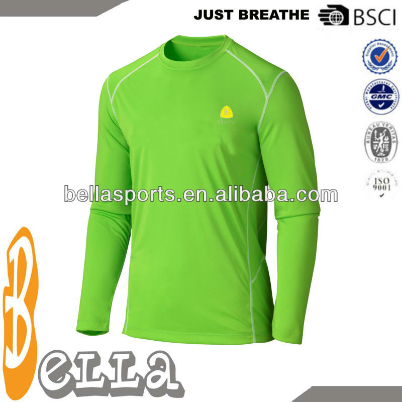 bright green with printing worldcup diy t-shirt mens protective sports wear 2013