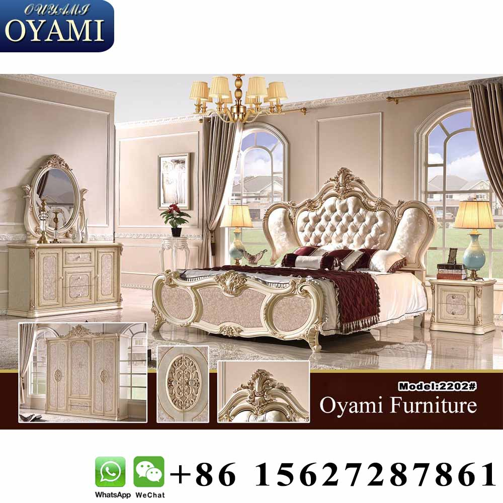 classic Latest design bedroom set high quality russian <strong>furniture</strong>