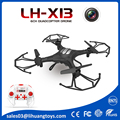 Factory Wholesale LH-X13SC 2.4G 4CH 6Axis Gyro RC Drone Toys Small Dron with Camera