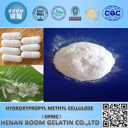 Pharmaceutical GMP certified Green & White Vegetable HPMC/Pullulan