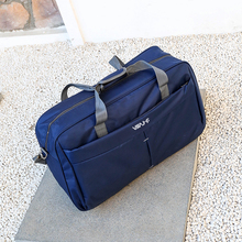 Unusual Waterproof Oxford Fabric Foldable Bag Marine Nylon Duffel Bag