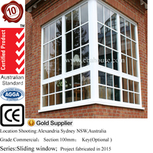 australia aluminum jalousie window frames and sliding window grills design window glass meet AS2047