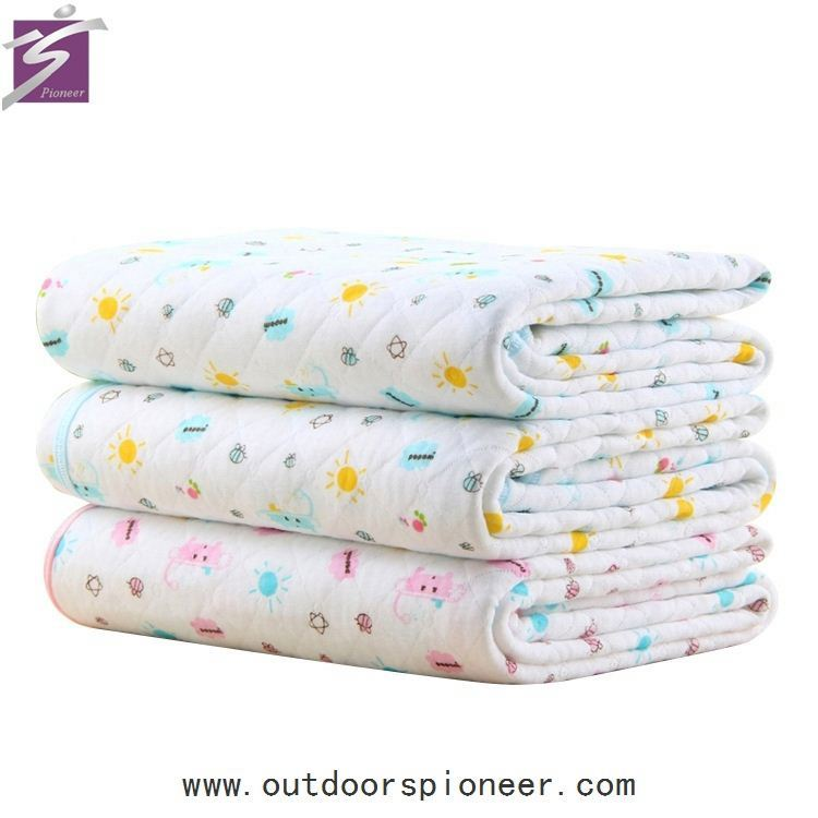 Baby Kid Mattress Waterproof Changing Pad Diapering Sheet Protector Menstrual Pads Pack of 27.5*11.3