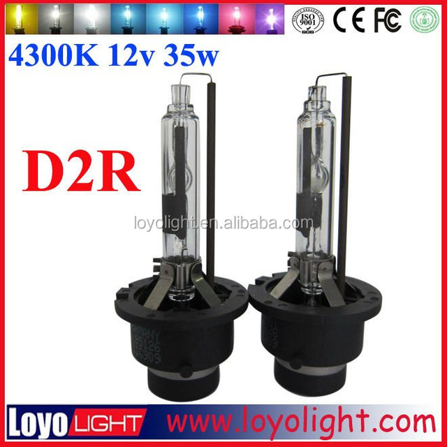 High quality 12V 35W for philips D2R hid xenon bulb with one year warranty
