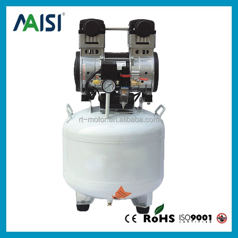 OILLESS SILENT/OIL-FREE AIR COMPRESSOR