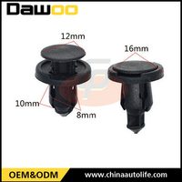 Trim Fastener Clip Panel Clip for Auto Fastener for Panel Manufacturer