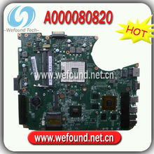 Hot! For Toshiba laptop motherboard L750 L755 intel DDR3 A000080820