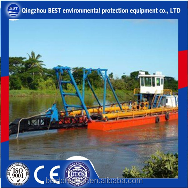 18 inch hydraulic operation cutter suction dredger