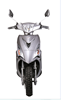 Electric motorcycle with 72V20AH 800W battery racing motorcycle